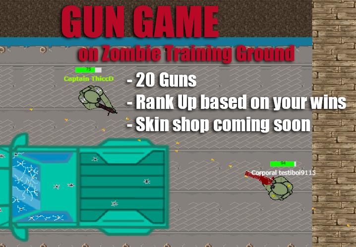 Gun Game: Bots