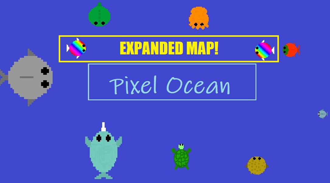 Pixel Ocean (new update!)