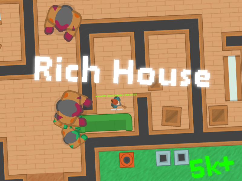 No item limits! - Rich House HD