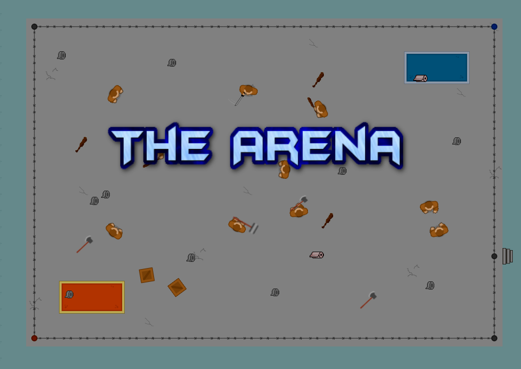 The Arena (alpha)