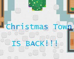 Christmas town (Original)