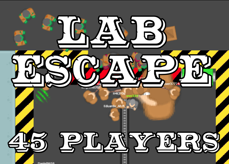 Lab Escape 0.5-5k+