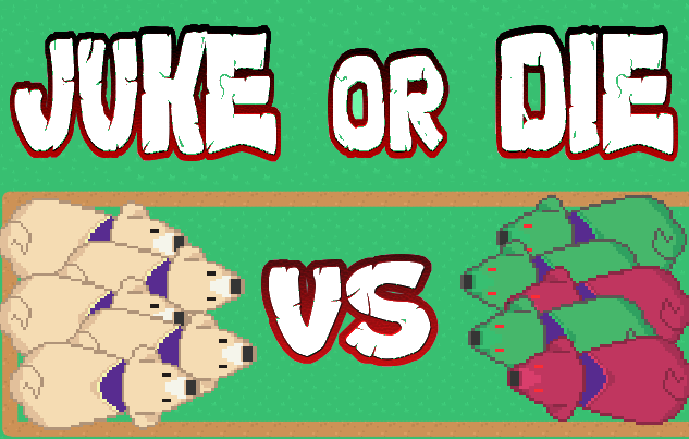 Juke or Die: Bigger Map!