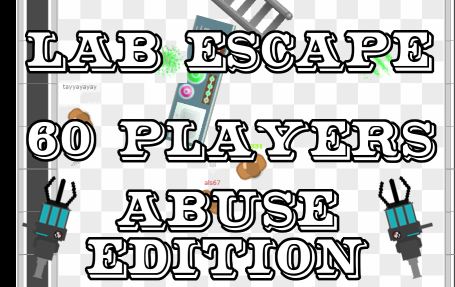 Lab Escape Abuse Edition
