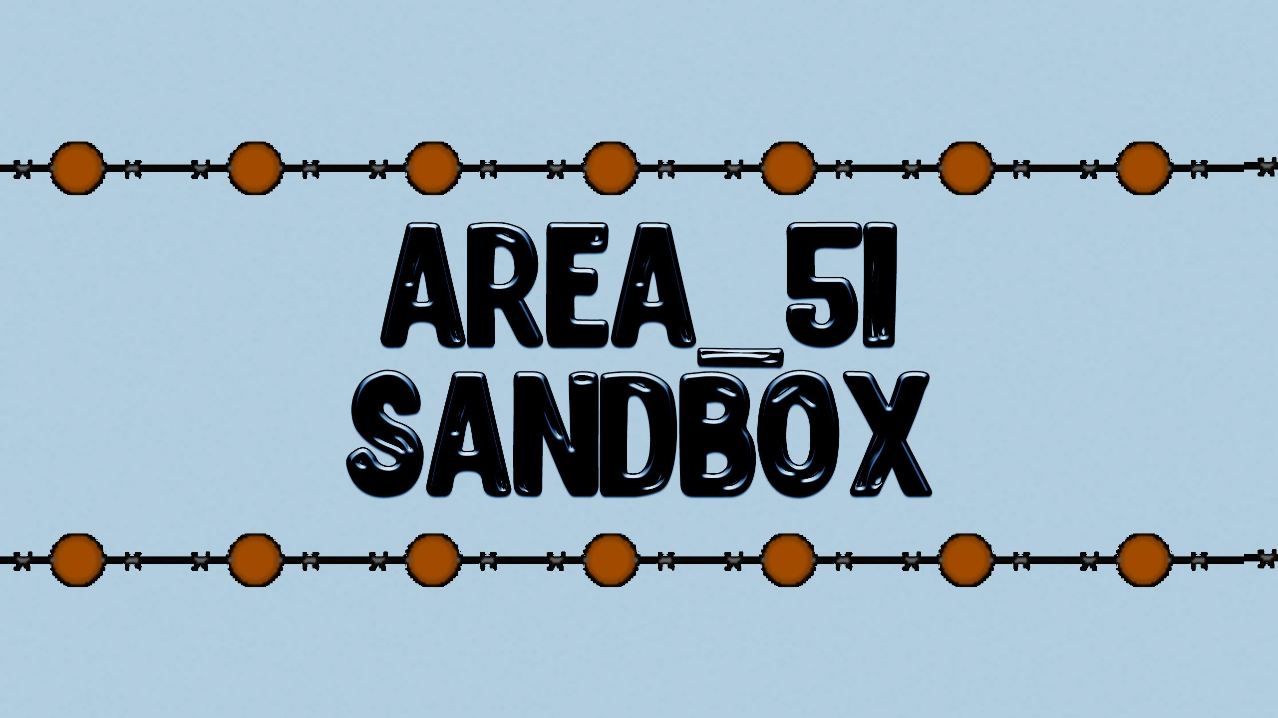 Area51 SANDBOX