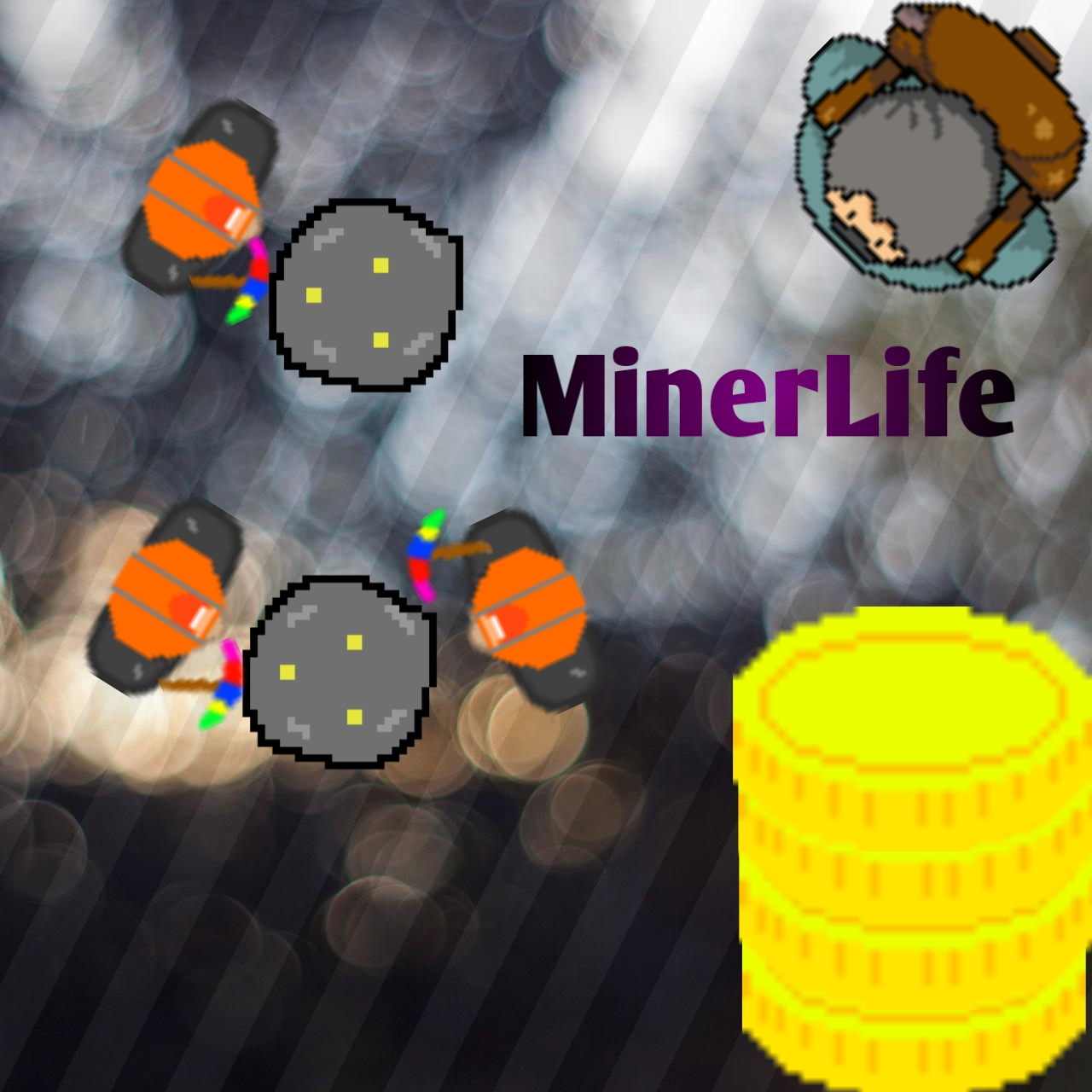 MinerLife New Pickaxe!!