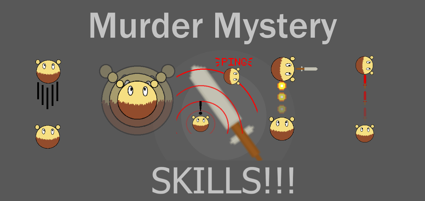 Murder Mystery (new map!)