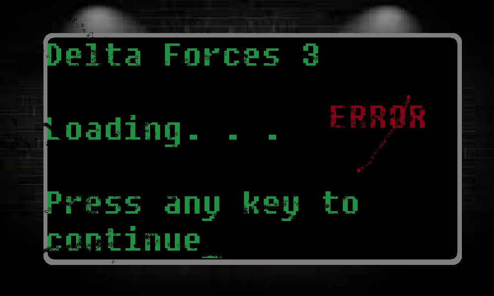 Delta forces 3:In The Fight (BROKEN)