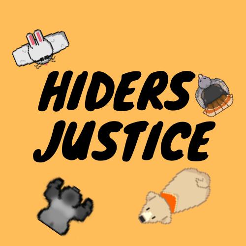 Hiders justice
