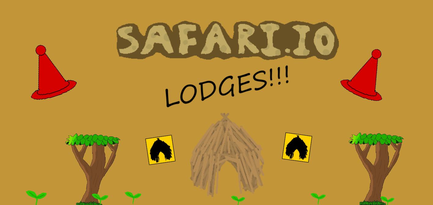 Safari.io (lodges update)