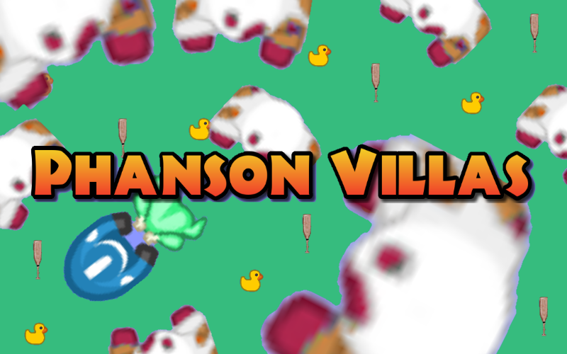 Phanson Villas +15000 NEW MAP