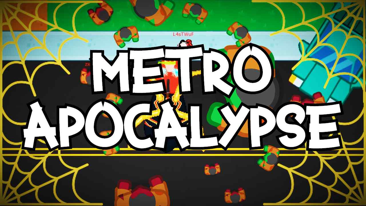 Metro Apocalypse 20K